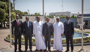 32ème réunion des Chefs de Missions des Nations Unies en Afrique de l'Ouest, le 5 Mars 2018 à Bamako, Mali