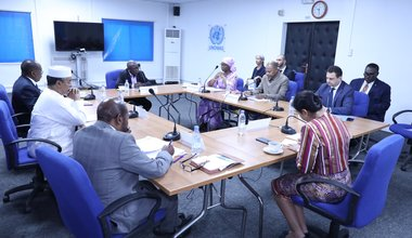 35th HIGH-LEVEL MEETING OF HEADS OF UN PEACE MISSIONS IN WEST AFRICA. Dakar, 4 February 2020.