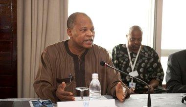 Déclaration de M. Mohamed Ibn Chambas sur les résultats provisoires à l'issue du 2e tour de l'élection présidentielle du 20 mars 2016 au Bénin