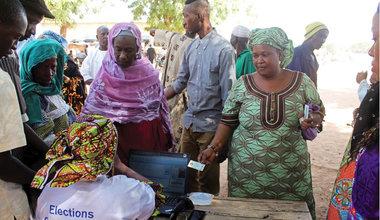 Election communale en Guinée. Photo: DR
