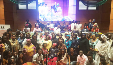 Regional Open Day on Women, Youth, Peace and Security in West Africa and the Sahel. December 16, 2016 in Abuja