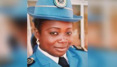 Lieutenant Mariam Bamba Konaté