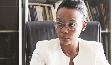 Maria do Rosário Lopes Pereira Gonçalves, Présidente de la Commission Nationale des Elections (CNE) du Cap Vert