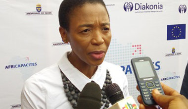 Metsi Makhetha, Resident Coordinator of the United Nations in Burkina Faso