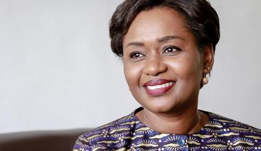 Mme Oulimata Sarr, Directrice Régionale pour l'Afrique de l'Ouest et du Centre de l'entité des Nations Unies consacrée à l'égalité des sexes et à l'autonomisation des femmes, ONU Femmes.