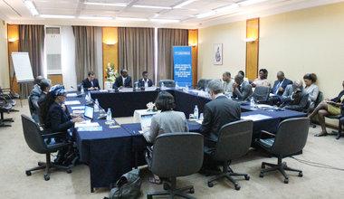 Vingt-neuvième réunion des Chefs de Missions des Nations Unies en Afrique de l'Ouest à Dakar, le 20 Mai 2016