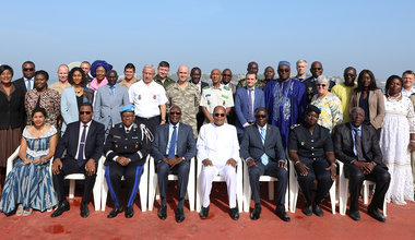 Defence Attache's Conference on Preventing and managing inter-communal violence in West Africa and the Sahel. 24 October in Dakar.