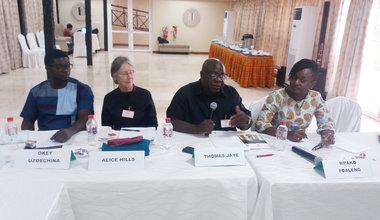 Conférence internationale sur la gouvernance de la sécurité hybride en Afrique, 21 au 22 juillet 2017 à Accra, Ghana.