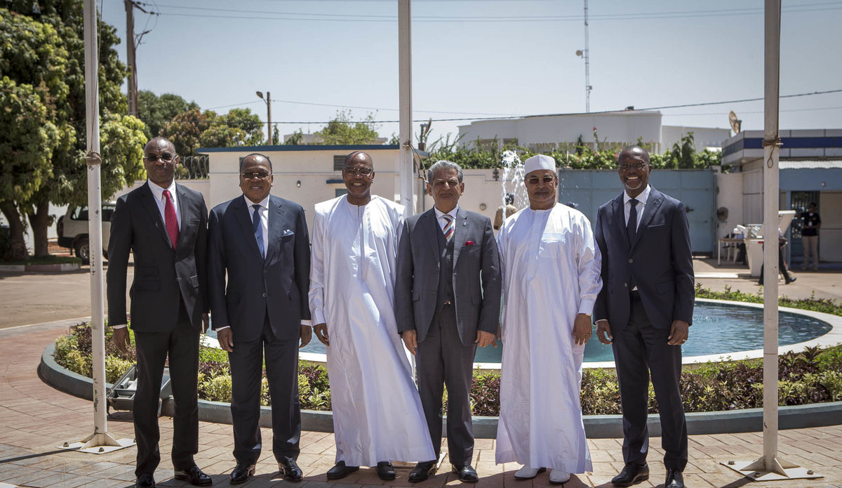 32nd High-level Meeting of Heads of UN Missions in West Africa, 5 March 2018 in Bamako, Mali