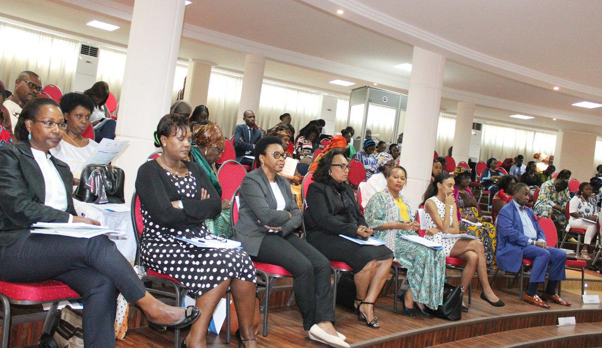 Journée portes ouvertes sur la mise en œuvre des Résolutions 1325 (2000) et suivantes du CSNU sur les femmes, la paix et la sécurité. Le 11 décembre 2017 décembre 2017 à Dakar