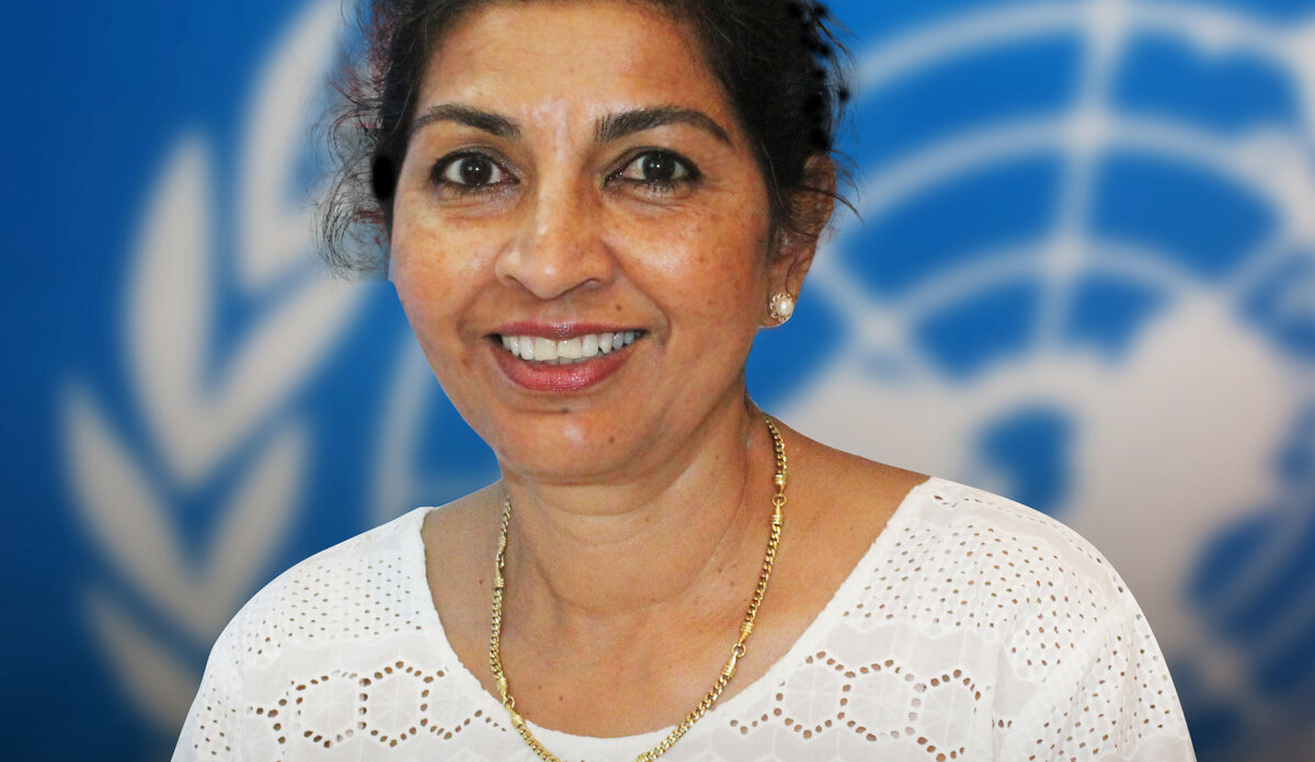 Ms. Ruby Sandhu-Rojon, Deputy Special Representative of the United Nations Secretary-General for West Africa and the Sahel (UNOWAS)