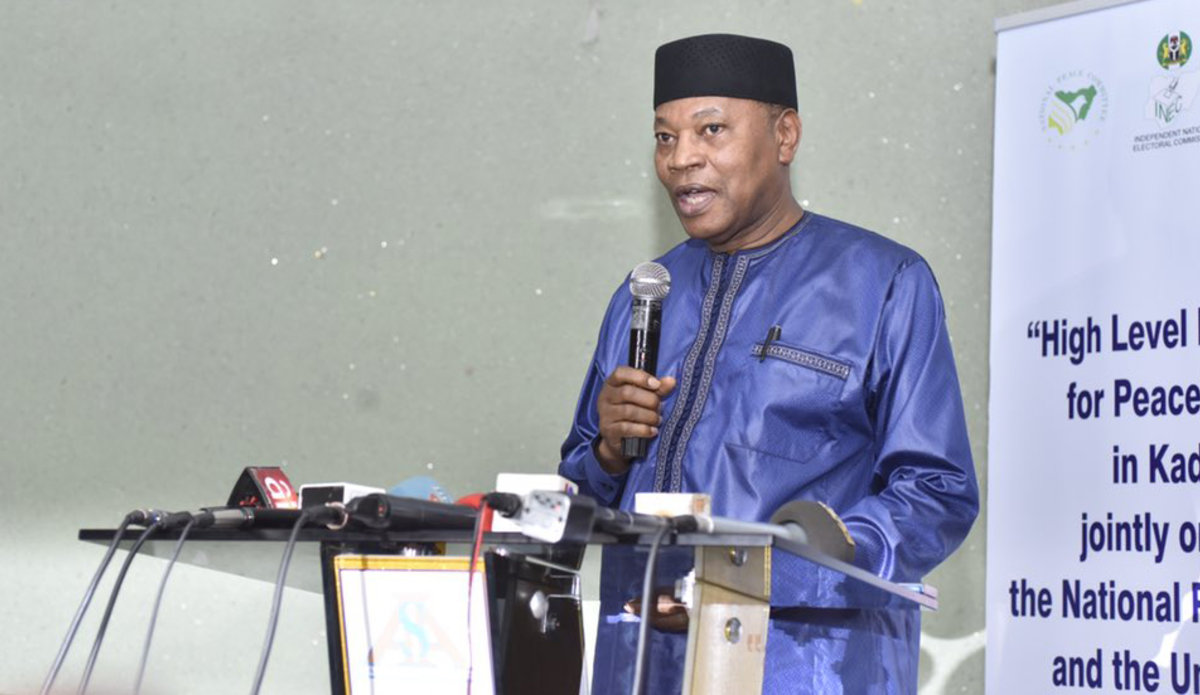 Mohammed Ibn Chambas concludes a two-week pre-electoral mission to