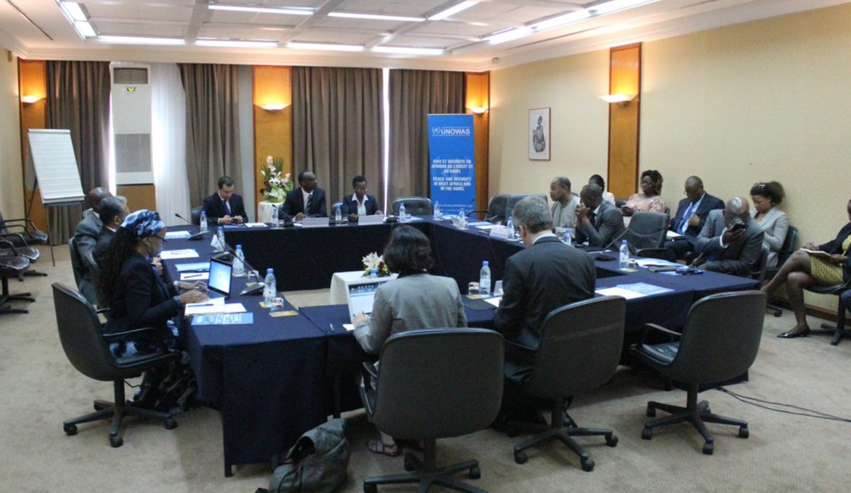 29th High-level Meeting of Heads of UN Missions in West Africa in Dakar