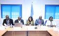Le Groupe de Travail Femmes, Jeunes, Paix et Sécurité en Afrique de l'Ouest et au Sahel dresse le bilan de ses 10 ans