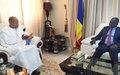 Mohamed Ibn Chambas : « Notre partenariat avec le Tchad et les pays du G5 Sahel est vital »