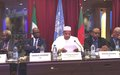 SRSG Ibn Chambas chairs the 2nd Meeting of heads of delegations of the Cameroon-Nigeria Mixed Commission
