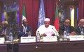 Allocution de M. Mohamed Ibn Chambas  - Réunion des chefs de délégation de la Commission Mixte Cameroun-Nigeria (CMCN)