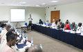 « Questions transversales dans les opérations de paix » au cœur d'une formation à Dakar