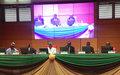 Réunion de haut niveau entre les organisations régionales opérant dans la région du sahel
