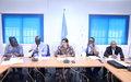 Gouvernance territoriale, Paix et sécurité, au cœur d'une session de discussions à UNOWAS