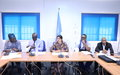 Territorial governance, peace and security, at the heart of a UNOWAS discussion session (FR)