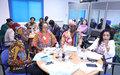 Les femmes au Sahel agissent pour la Paix et la Sécurité