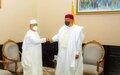 ANNADIF AU NIGER : « Les Nations Unies resteront engagées aux côtés du Niger et de son peuple Pour consolider la paix et la démocratie »