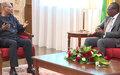 Le Représentant Spécial pour l'Afrique de l'Ouest et le Sahel achève sa visite au Bénin