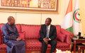 Mohamed Ibn Chambas conclut sa visite en Côte d'Ivoire