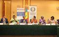 Une conférence de haut-niveau sur le thème « Femmes, violence et terrorisme en Afrique de l'Ouest et au Sahel : bâtir une réponse régionale et internationale »