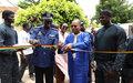 UNOWAS OFFRE TROIS CONTAINEURS A LA GENDARMERIE NATIONALE DU SENEGAL