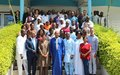 Mme Ruby Sandhu-Rojon, la nouvelle Représentante spéciale adjointe du Secrétaire général des Nations Unies pour l'Afrique de l'Ouest et le Sahel a pris officiellement ses fonctions à UNOWAS