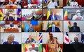 Session extraordinaire de la CEDEAO - Le Représentant spécial réitère le soutien indéfectible de l'ONU