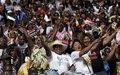 Mohamed Ibn Chambas conclut une visite de trois jours en Gambie