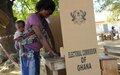 L'UNOWAS encourage les Ghanéens à garantir la conduite pacifique de l'enregistrement des électeurs (ENG)