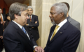 UN Secretary-General's remarks at Funeral of Kofi Annan