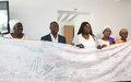 Les femmes et les jeunes d'Afrique de l'Ouest réaffirment leur attachement à la paix