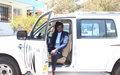 Madjiguène Samba, Femme chauffeur à UNOWAS et alors !