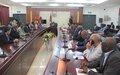 Communiqué de presse de la mission conjointe Nations Unies, Union Africaine, CEDEAO et CPLP  en République de Guinée-Bissau