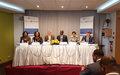 Le HCDH-BRAO,  l'UNOWAS, la CEDEAO et le Réseau des INDH d'Afrique de l'Ouest organisent une consultation régionale des institutions nationales des droits de l'Homme d'Afrique de l'Ouest et le Sahel
