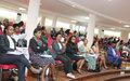 Les femmes de l'Afrique de l'Ouest s'engagent à plus s'impliquer dans la prévention des conflits et la consolidation de la paix