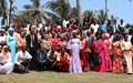 Women and youth pledge to further engage for peace and security in West Africa and the Sahel