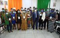 Consultation Workshop of Young Women and Men for Peaceful Legislative Elections in Cote d'Ivoire
