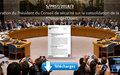 Déclaration du Président du Conseil de sécurité sur la consolidation de la paix en Afrique de l'Ouest (S/PRST/2018/3)