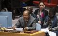 Briefing au Conseil de sécurité du Représentant spécial pour l'Afrique de l'Ouest et le Sahel :