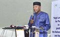 Mohammed Ibn Chambas conclut une mission préélectorale de deux semaines au Nigeria, il appelle tous les acteurs à respecter leurs engagements pour la tenue d'élections pacifiques, libres, équitables et crédibles en février et mars 2019