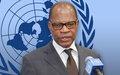 Déclaration du Représentant spécial du Secrétaire général des Nations Unies pour l'Afrique de l'Ouest et le Sahel sur l'élection présidentielle en Mauritanie.