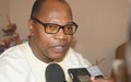 SRSG Ibn Chambas appelle tous les acteurs en République de Guinée a redoubler d'efforts pour garantir un scrutin sans violence et respectueux des droits de l'homme