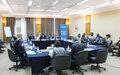 Vingt-neuvième réunion des Chefs de Missions des Nations Unies en Afrique de l'Ouest