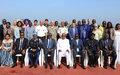 Le personnel de la défense et de la sécurité discute des moyens innovants pour faire face à la violence intercommunautaire en Afrique de l'Ouest et au Sahel